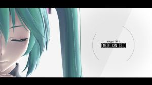 [MMD + Motion DL] Angelite by ureshiiiiii