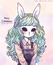 Draw this in your style [OC by Miss.Camomille] by YeralzZ-Chu