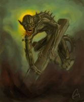 goblin by emonteon