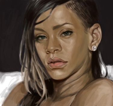 Rihanna by nomenondisponibile