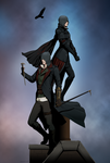 Assassin's Creed Syndicate by doubleleaf