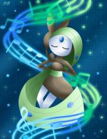 Meloetta - Relic Song