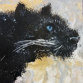 Black panther by 7Esther7
