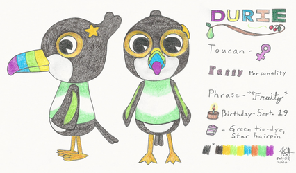 Durie by Coelacanth0794