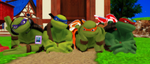 [MMD] TMNT Out Of The Shadows 2016 Download by DeviantartEbarle16