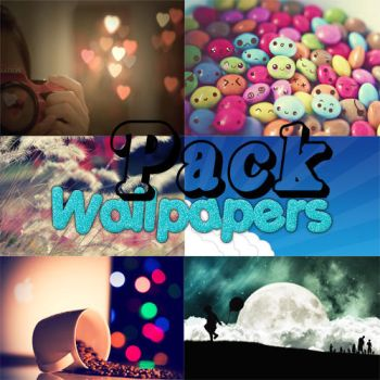 Pack Wallpapers by RainbowPS