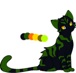 Cat character adopted from MyCatDill99 by Dannyman12