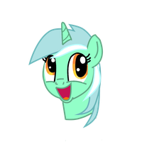 Lyra Awesome Face by WillowTails
