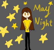 May Night the Host Personality by GreyRoseKit