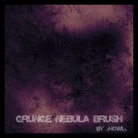 Grunge nebula brush by Masojiro