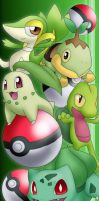 Grass Bookmark by Kay-Jay97