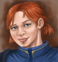 Amiable Arcanist by Zielle