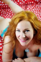 Camille Crimson - A Hint of Turquoise by camille-crimson