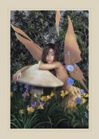 Fungus Faerie N Flowers v1.1 by kmcbriarty