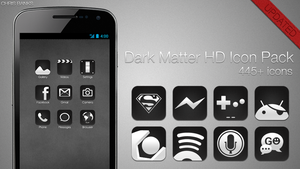 Dark Matter HD - Icons by chrisbanks2
