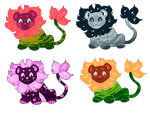 Liger point adopts!!! closed by feltstickers