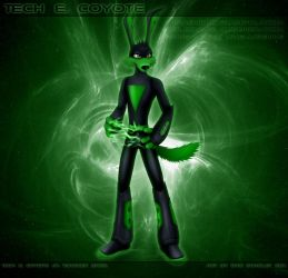 Loonatics Unleashed - Tech by LaVolpeGuy