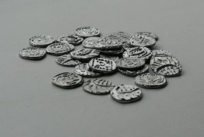 Anglo-Saxon coins by Dewfooter