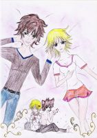 Cole and Isabel by Lacus-Clyne