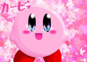 Kirby by Scalesama