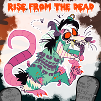 OTA - RISE FROM THE DEAD CLOSED by SHOUTMILO