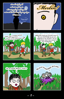 A typical Merlin episode - 1 by Xyrten