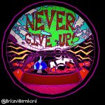Never Give Up (work in progress) by BrianABernhard