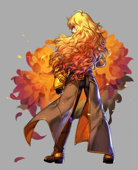 Yang Xiao Long - V4 by einlee