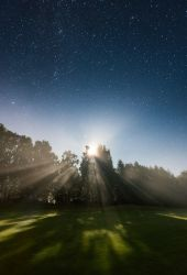 Moonrays by MikkoLagerstedt