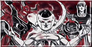 Frieza Banner by Plessress