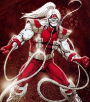 Omega Red by Fuacka