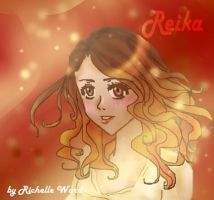 Reika from redstring by tooty-fruity