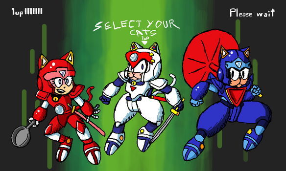 Select your cats by ScepterDPinoy