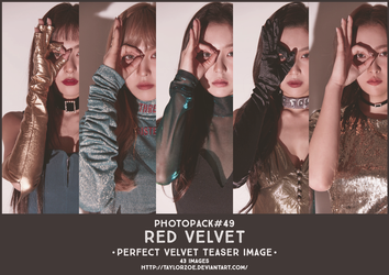 Red Velvet #Photopack49 by TaylorZoe