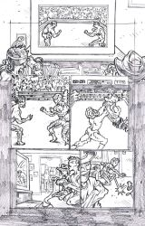 Infinity 3 Count Page 5 Pencils by KurtBelcher1