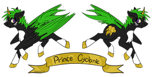 Prince Cyclonic by MythsFlight