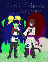 Best Friends Forever: HB by NobleTanu