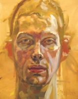 Self-Portrait by dekooning