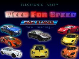 Need For Speed - High Stakes Alternative Title by JohnK222