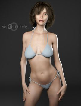 Jessica for Genesis 3 Female by second-circle