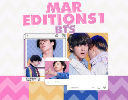 /PACK PNG/ BTS + FAKE LOVE PART 1. by MarEditions1