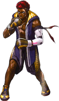 King of Fighters XIV - Nelson by hes6789