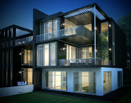 residential first draft side by kasrawy