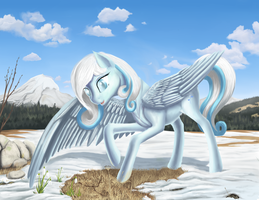Snowdrop by Pony-Way