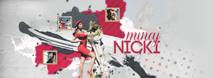 +Nicki Minaj FB Cover by SleepyForever