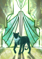Shard of compassion by ShadowManticore
