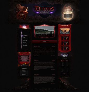 Draxos Project by TomsonStudio