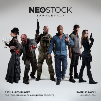 NeoStock FREE Sample Pack I by NeoStockz