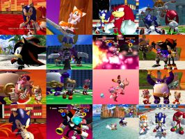 Sonic Heroes HiTextures by 2PlayerWins