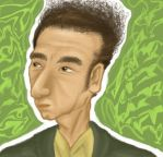 Michael Richards as Kramer by LightningRodOfHate